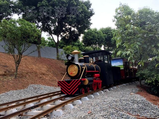36座轨道小火车(红色款)