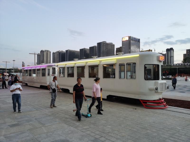 俊发·新螺蛳湾国际商贸城新项目-观光小火车