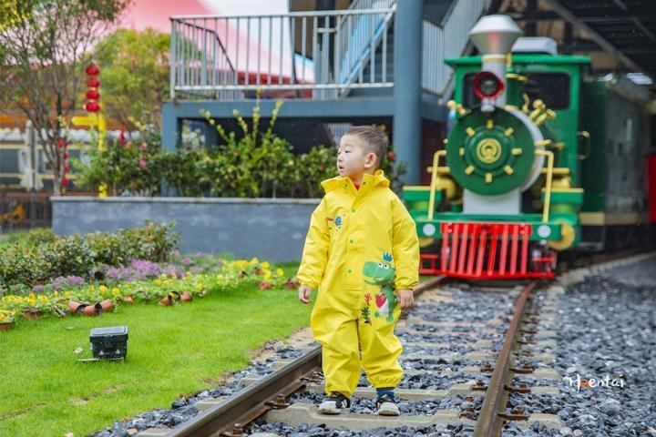 景区轨道观光小火车维护保养一点通!